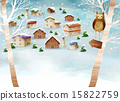 winter background_009 15822759
