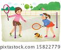 playing sports_008 15822779
