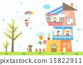 ฝนตก,ฝน,บ้าน 15822911