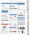 Web kit Vol.01_01 15825191