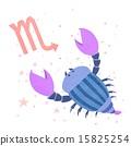 Zodiac Character_011[SPAI030] 15825254