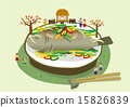 Korean Traditional Festive Foods_002 15826839