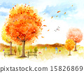 [SPAI053] Autumn Background 001 15826869