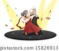 舞 舞蹈 跳舞 15826913