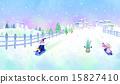 winter background_005[SPAI068_005] 15827410