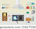 Desk Object_005 15827590