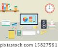 Desk Object_001 15827591