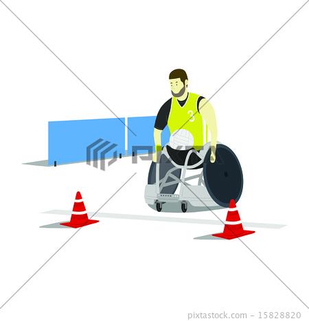 [SPAI083] Asian Paralympics 004 15828820