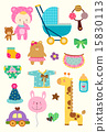 [SPAI099] baby objects_001 15830113