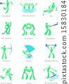 [SILL073] Sports Icon_007 15830184