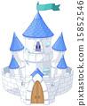 城堡 要塞 堡垒 15852546