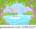 Fabulous Waterfall 15852547