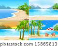 Beach scenes 15865813