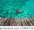 snorkel, snorkeling, man 15869726