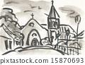 函馆元町天主教堂 15870693