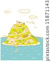 townscape vector vectors 15871143