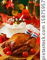 聖誕烹飪 雞 雞肉 15875957