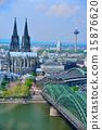 城市风光 城市景观 市容 15876620