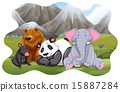drawing, cartoon, pig 15887284