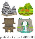kumamoto, castle, aso 15898683