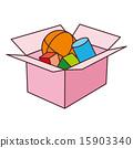 กล่องของเล่น 15903340