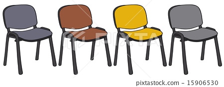 Color office chairs 15906530