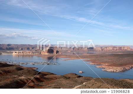 Lake Powell, Arizona, USA 15906828