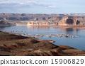 蓄水池 鮑威爾湖 湖泊 15906829