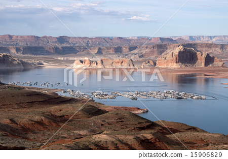 Lake Powell, Arizona, USA 15906829