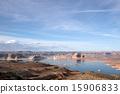 蓄水池 鮑威爾湖 湖泊 15906833