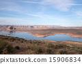 蓄水池 鮑威爾湖 湖泊 15906834