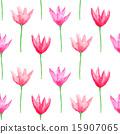 Seamless floral pattern.  15907065