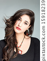 Beautiful woman 15918239
