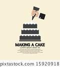 Making A Cake 15920918