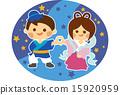 star festival, orihime the weaver, altair 15920959