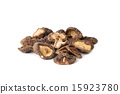 Dried Mushrooms 15923780