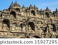 Morning of Borobudur 15927295