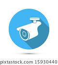 vector, security, icon 15930440