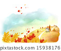 Painter Works Background_144 15938176