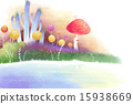 Painter Works Background_568 15938669