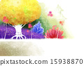 Painter Works Background_586 15938870