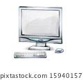 监测 键盘 鼠标 15940157