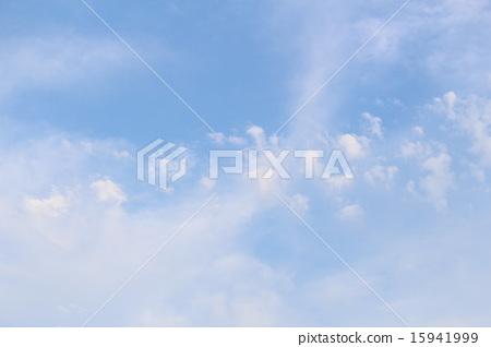 天空 云彩 云 15941999