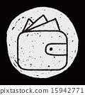doodle wallet 15942771