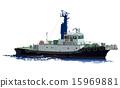 拖船 船 划船 15969881