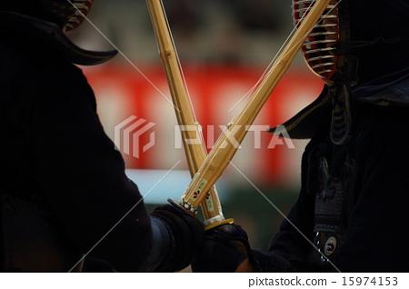 Martial Arts Kendo 15974153