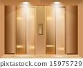 elevator doors 15975729