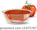 tomato salsa 15975787