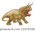 Triceratops Dinosaur Illustration 15979588