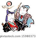 日本舞 男人 男 15980373